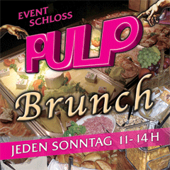 Brunch - Leckeres kaltes und warmes Buffet
